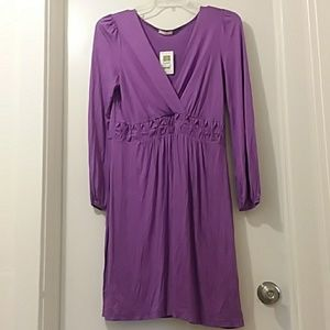 MAITAI dress lavender  size 1X